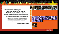 CTA Quest For Excellence